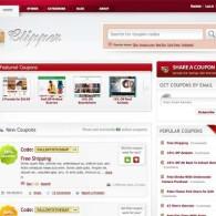 Tema Clipper – Site Para Cupons de Desconto