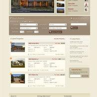 Tema Real Estate 2 – Site Para Imobiliária