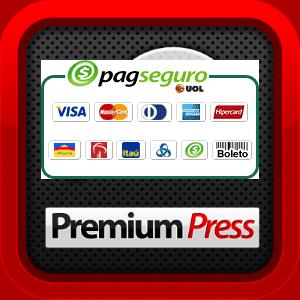 Plugin de Pagamento PagSeguro Para PremiumPress