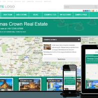 Tema Responsive Real Estate - Site Para Imobiliária